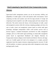 Cloud Computing for Agent-Based Urban Transportation Systems(1).doc