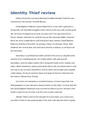 Identity Thief Review.docx