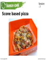 09. Scone based pizza.ppt