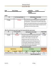 Diet Analysis Tables (Nutrition)