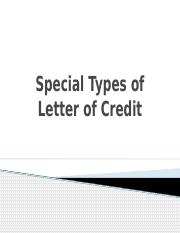 Chapter-6_Types of Letter of Credit.pptx