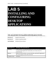 Lab 05 Worksheet
