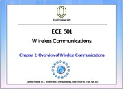 Wireless Communications Chapter1