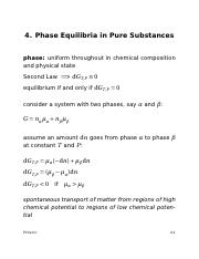 Phys Chem I Ch 4 Phase Equilibria in Pure Substances.pdf