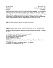 Worksheet_Two