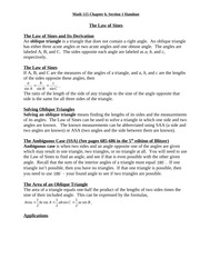 Math 115 chapter6section1 handout