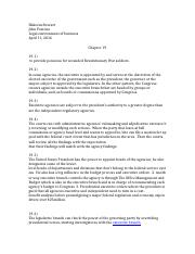 Legal Environment of business -chapter 19.docx