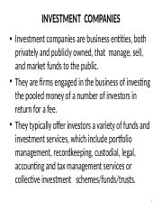 INVESTMENT COMPANIES(1).pptm