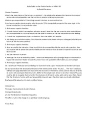 Exam 1 Study Guide Sp12
