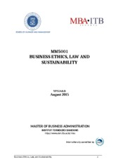 YP52A MM5001_Business_Ethics_Law_Sustainability (Additional Meeting)