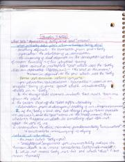 RELS Chapter 3 Notes