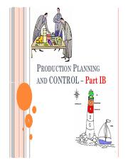 Production Planning and Control PART I B   Jan 2018.pdf