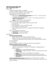 MIST Part A Exam Study Guide