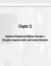 11 Substance & Impulse Disorders.ppt