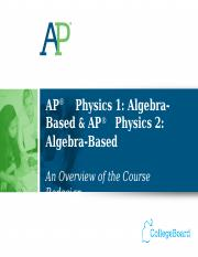 1._AP_Physics_Overview-2.ppt