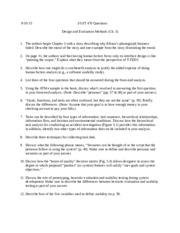 SYST 470-001 Questions - Chapter 3 (Fall 2015).docx