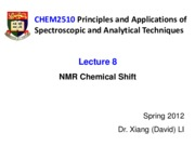 Lecture8_NMR_Chemical Shift_for students