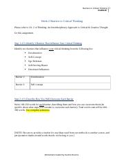HUM115_r5_W2_Barriers_to_Critical_Thinking_Worksheet