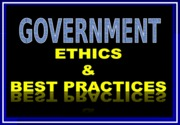 Gov't ethics best practices