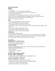 adolf hitler essay outline Hitler research paper (first draft) - free download as word doc  adolf hitler hitler is most  outline-holocaust research paper.