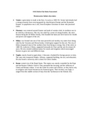 History of unions essay