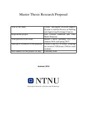Master_Research_Proposal pdf - Master Thesis Research Proposal Title