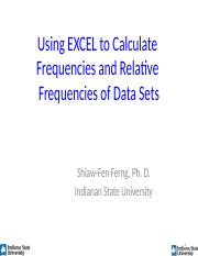 EXCEL10_E1_1V relative frequency.ppt