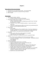 Exam #2 Notes -  Ch. 4.docx