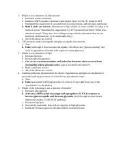 Endo exam 2 sample Q_s with answers Spring 2015.docx