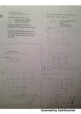 3.4 polynomials and ration root theorem assignment