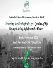 Prof Peter Head - Entering the Ecological Age.pdf