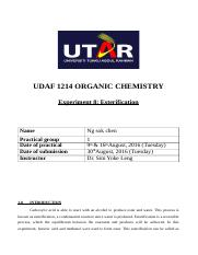 Organic chemistry lab report 8 (group).docx