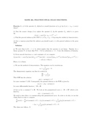 Math425_Practice_Final_Solutions