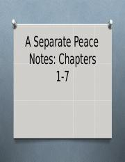 A Separate Peace detailed.ppt