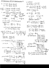 Fall 2009 Final Exam Answers