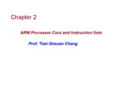 02_ARM_Processor_Core_and_Instruction_Sets