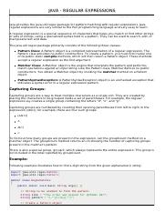 lec14 - java_regular_expressions