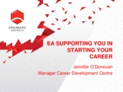 EA Supporting you in starting your career.pdf