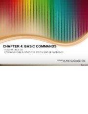 Chapter 4 - Basic Commands.ppt