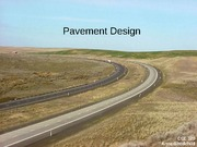 Pavement Design Review