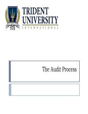 01 Information Systems Auditing
