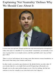 Explaining 'Net Neutrality' Defines Why We Should Care About It.pdf
