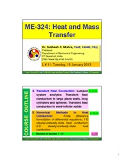 11 l11 -15 january 2013 -me 324 - heat and mass transfer - scmishra- iit guwahati_norestriction