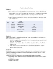 Practice Problems for Final Exam (1)