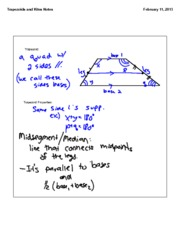 trapezoids and kites notes