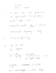 ECE6607 - Test 1 solutions