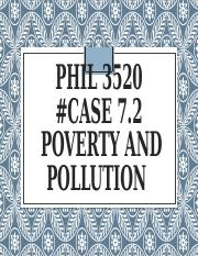 poverty and pollution case Home air pollution case study- brynlliw colliery coaljpg  the m4 motorway  closed down on several occasions due to poor visibility before the fire was.