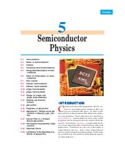basic electronic by vk mehta chapter -05(semiconductor physics)