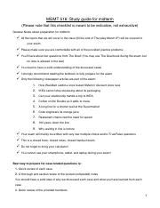 3- Midterm Study Guide
