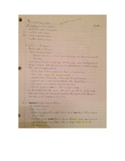 the canterbury tales (notes)